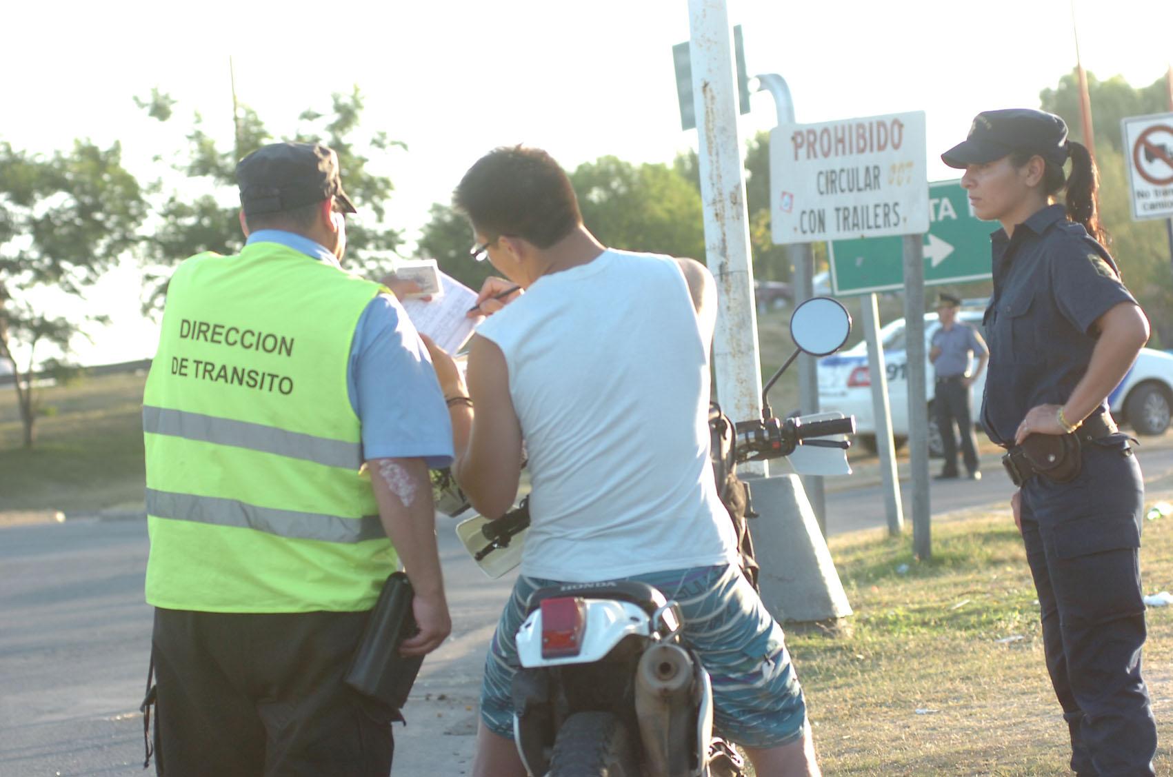 Policía de Tránsito activa control vial en capital guariqueña