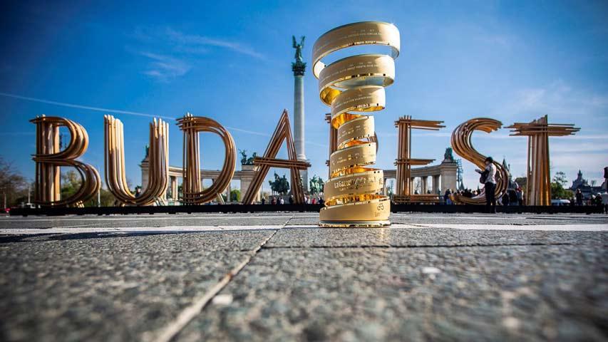 Giro de Italia 2020 iniciará con tres etapas en Hungría