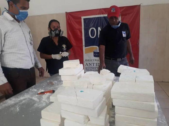 ONA Guárico incineran más de 331 kilos de sustancias estupefacientes