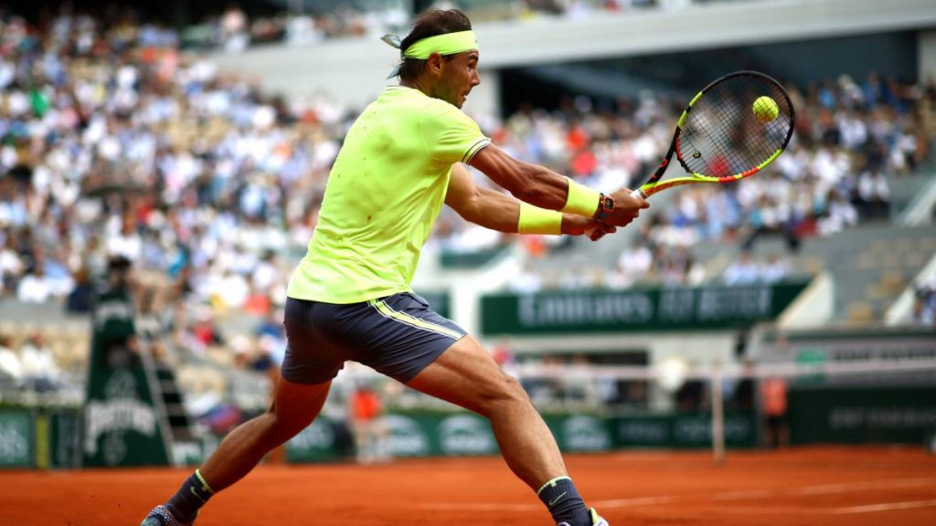 Nadal pulverizó a Federer y jugará otra final del Roland Garros