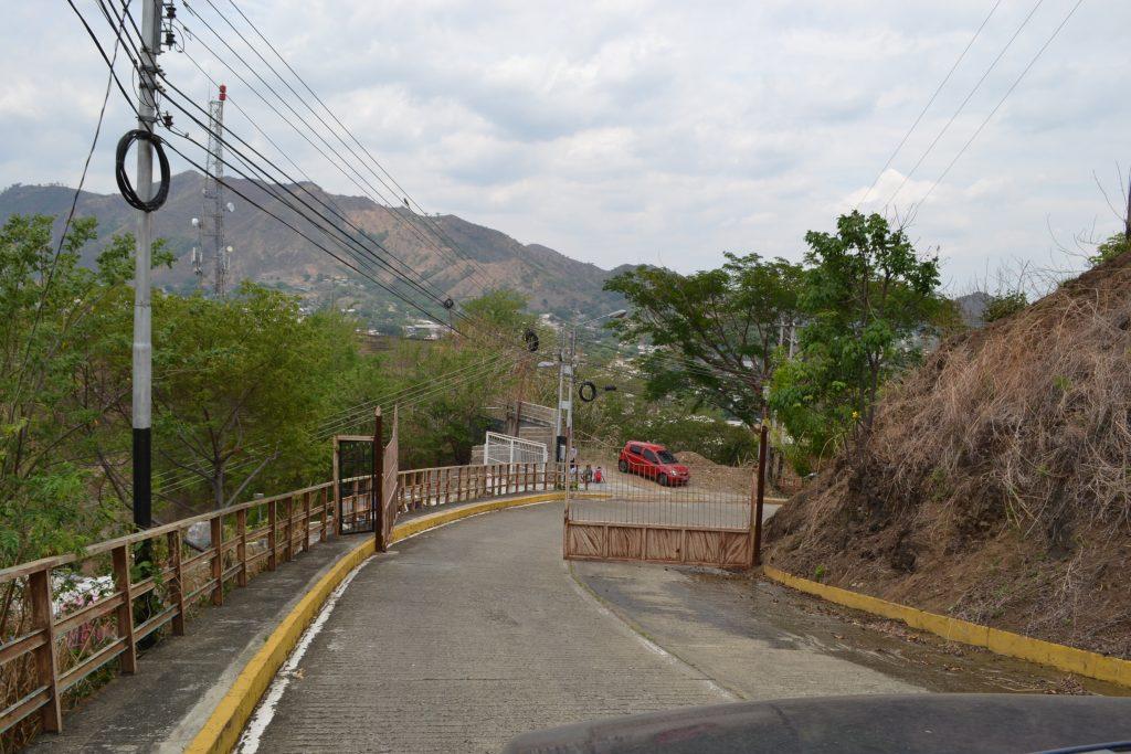 En completo abandono el Mirador Teobaldo Mieres en San Juan de los Morros