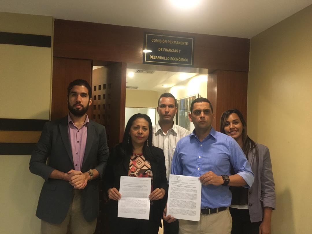 Daniel Denis denuncia ante la AN inconstitucional cobro de impuestos en Petros en Guárico