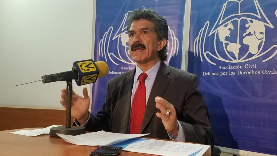 Rafael Narváez : El Estado y el Covid-19 es Pena de muerte para un pueblo sin vacunas