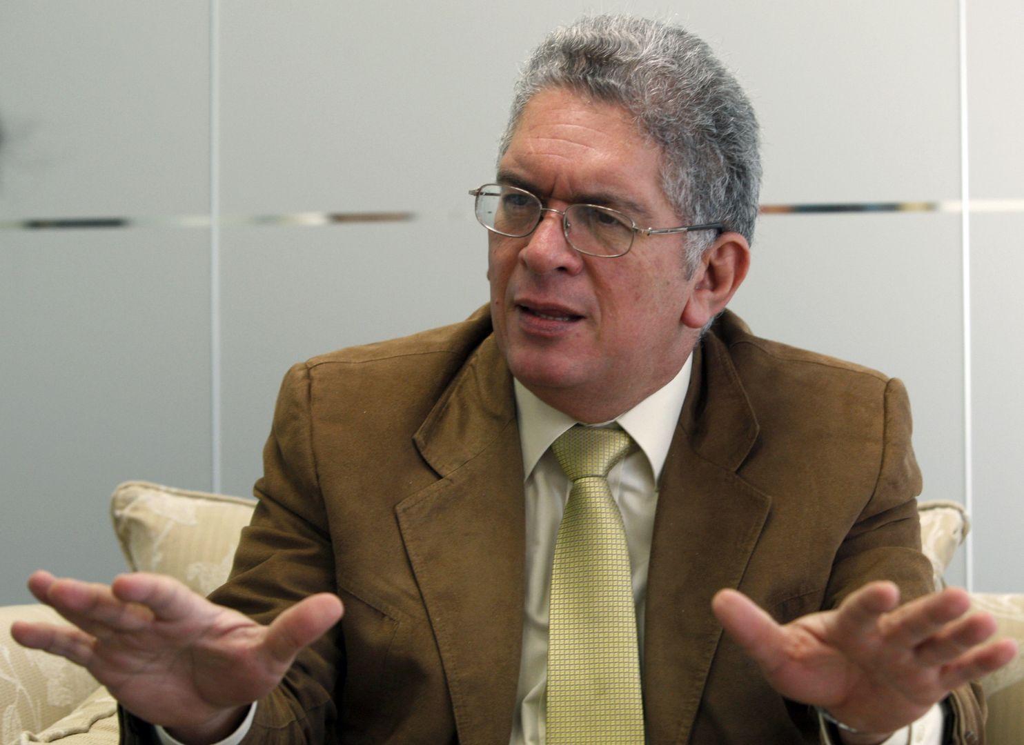 Daza afirma que el diálogo no sólo se da en Barbados