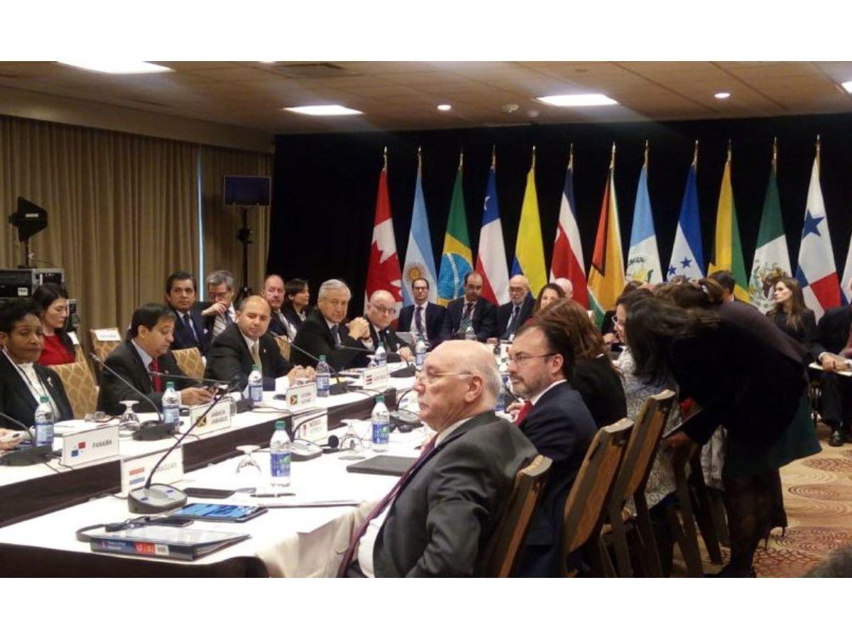 Colombia propondrá más sanciones contra Venezuela ante el Grupo de Lima