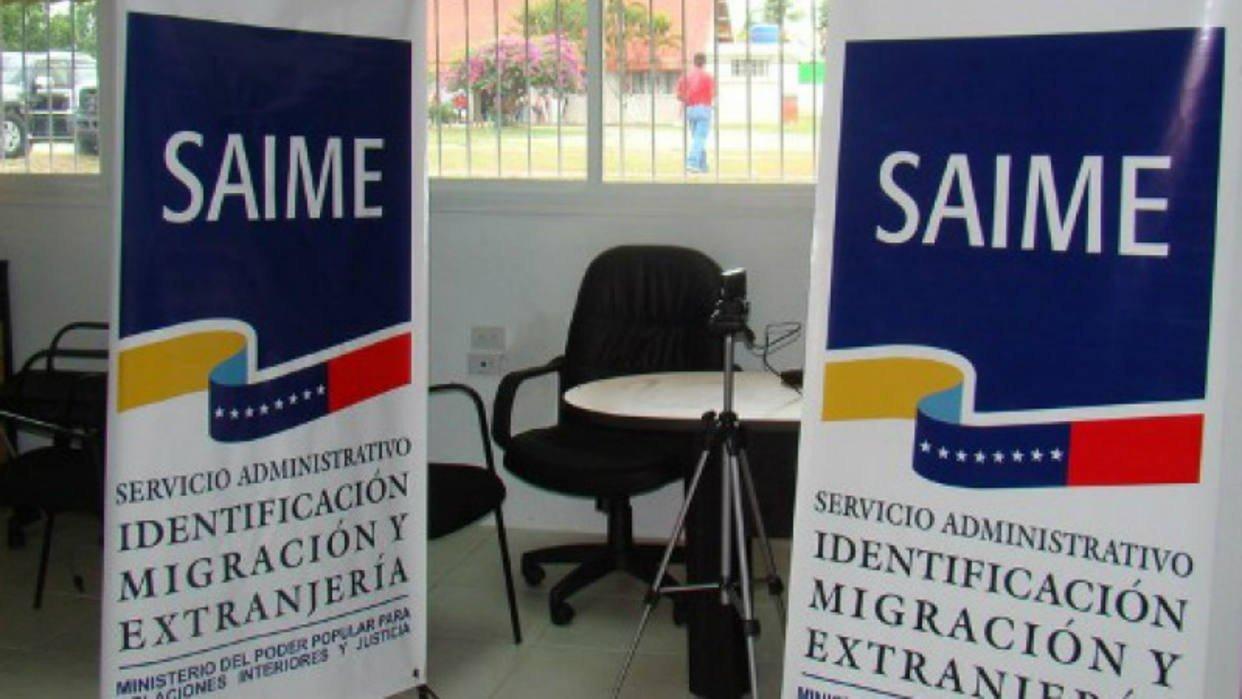 Denuncian que 126 funcionarios del Saime están implicados en hechos de corrupción
