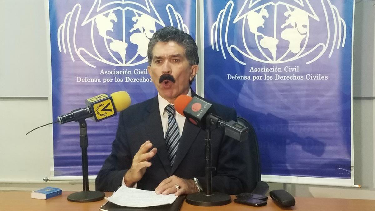 Rafael Narváez: El Estado no tiene autoridad moral para decretar Navidad a un pueblo sufrido