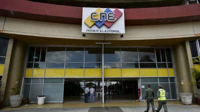 Súmate: CNE conformó juntas regionales y municipales con funcionarios públicos y militantes partidistas