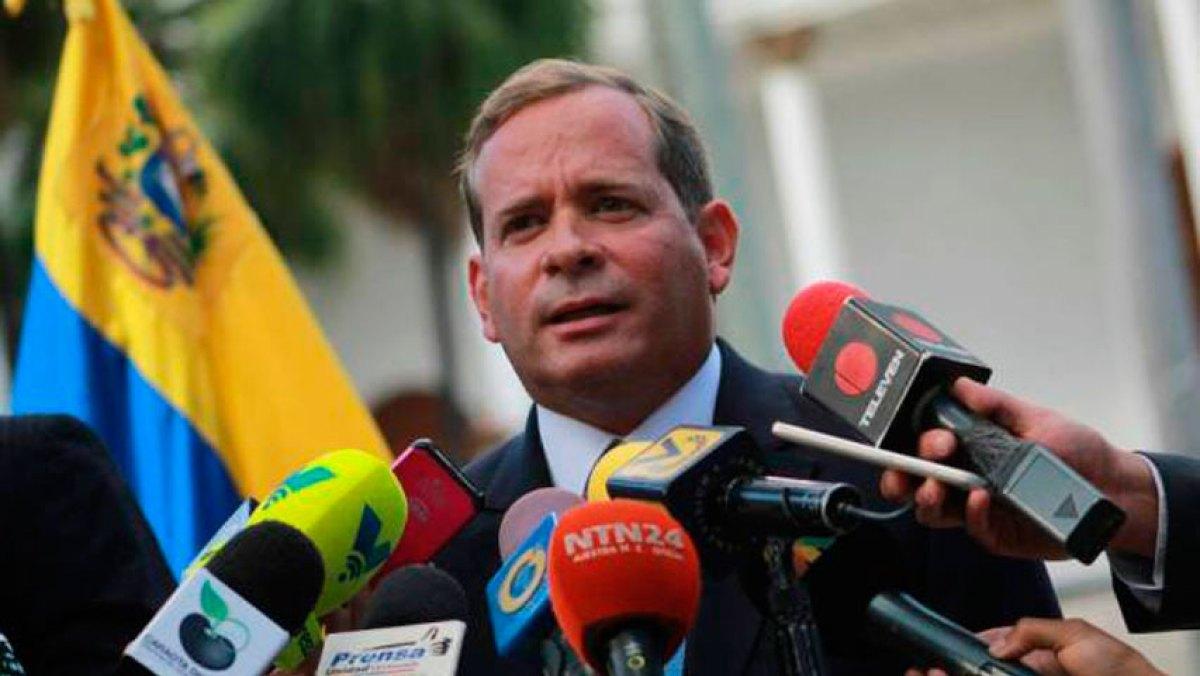 """Guanipa dice que todo """"está resuelto"""" tras su breve detención de este viernes"""