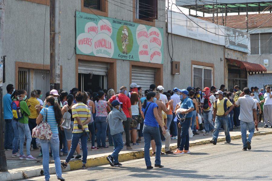 Contagios por coronavirus ascienden a 6.273 y muertes llegan a 57 en Venezuela