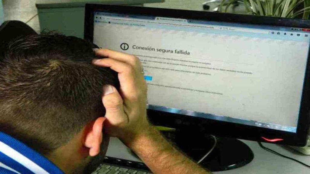 Sobreuso de redes de internet por la cuarentena presagia una hecatombe: el fuera de línea definitivo