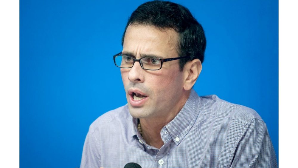Capriles: Hay que recuperar el voto