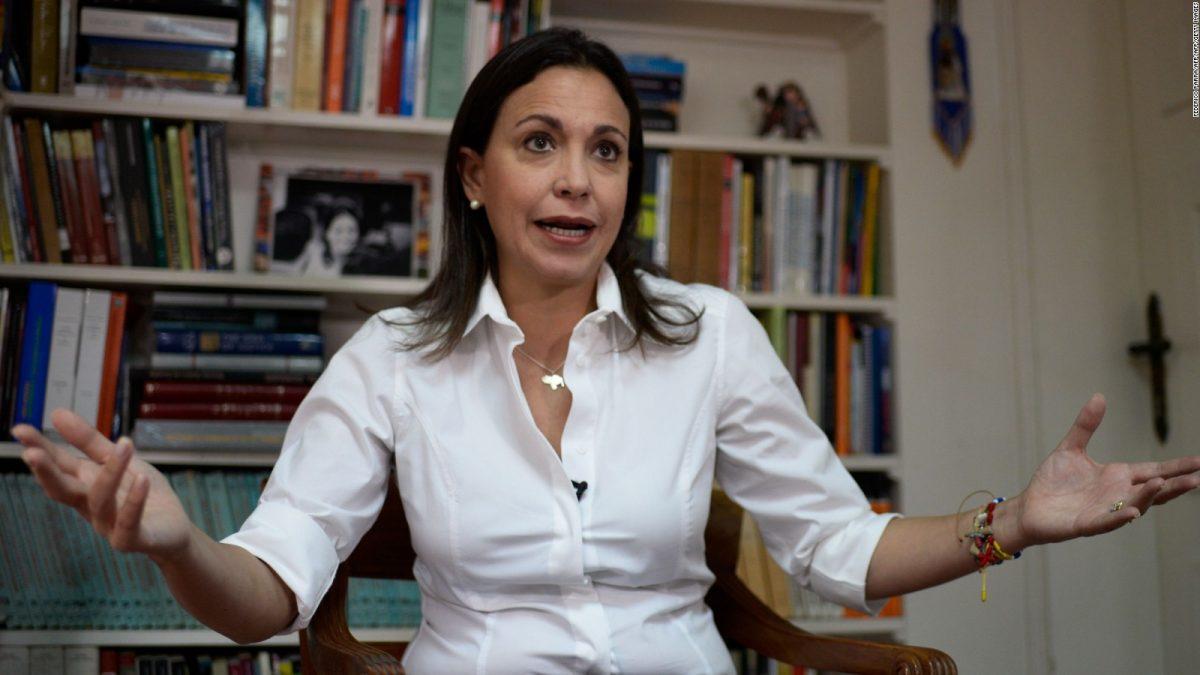 María Corina: Quienes planteen ir a un proceso electoral con el régimen, forman parte de la tiranía