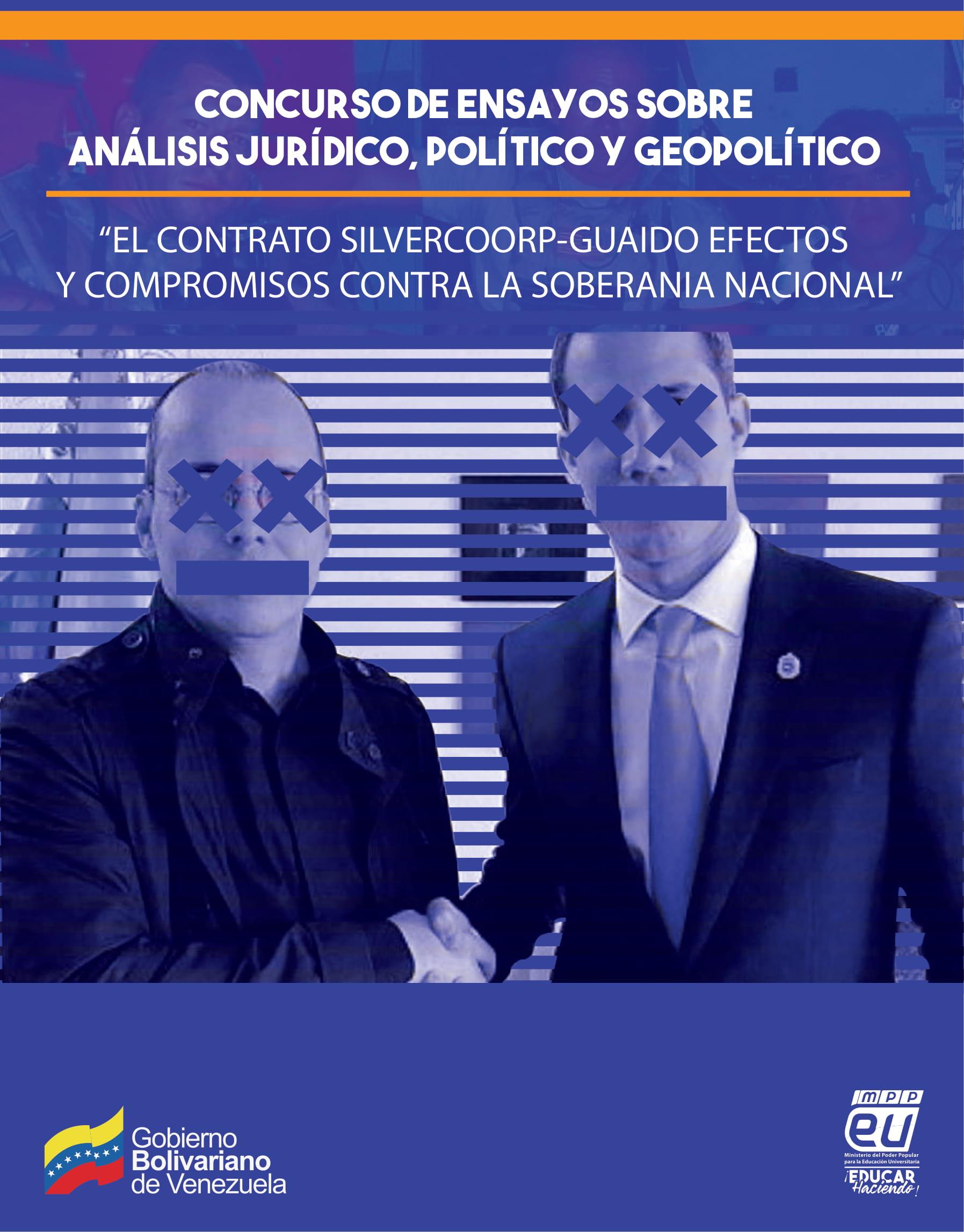Concurso Universitario sobre Análisis Jurídico, Político y Geopolítico