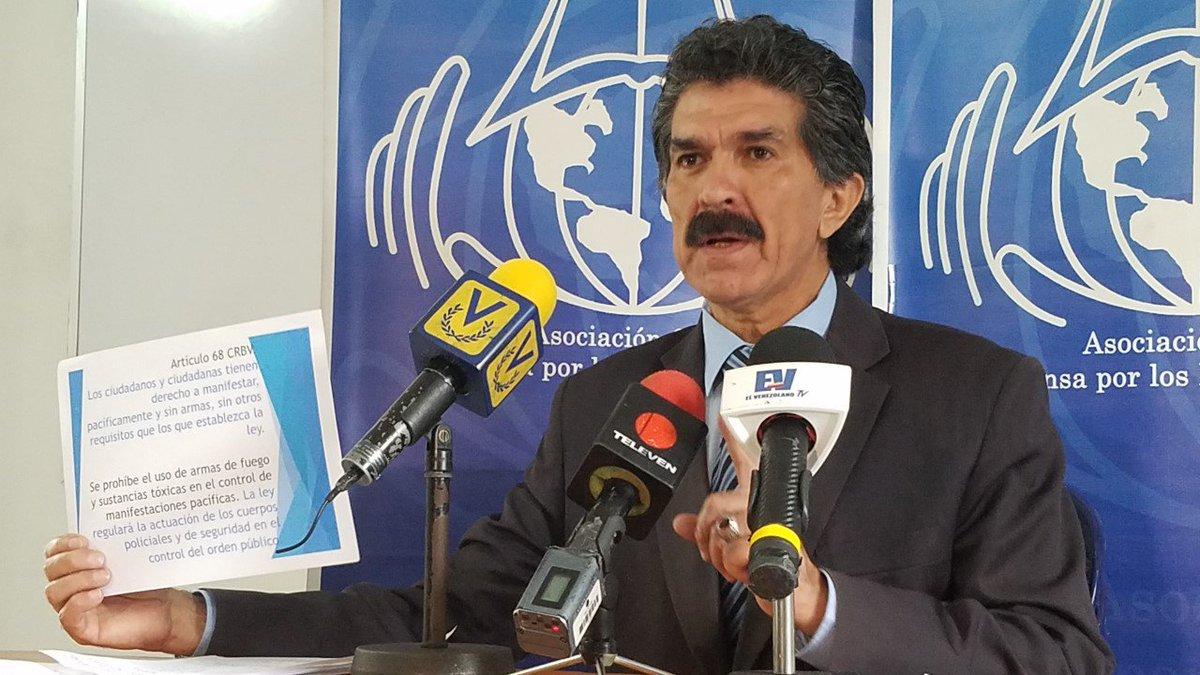Rafael Narvaez rechaza actos discriminatorios hacia venezolanos que retornan al país