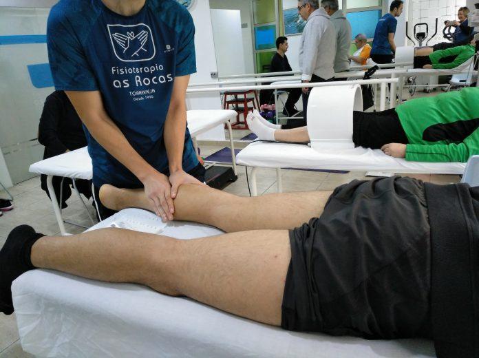 Ante primeros signos de fatiga puede acudirse al fisioterapeuta