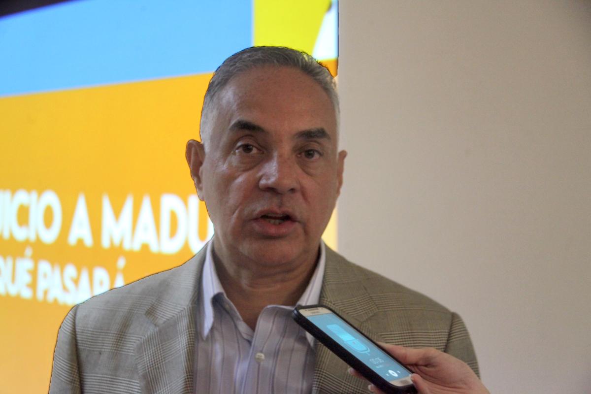 """Rafael Veloz: """"Extensión de la cuarentena atiende más a fines políticos que sanitarios"""""""
