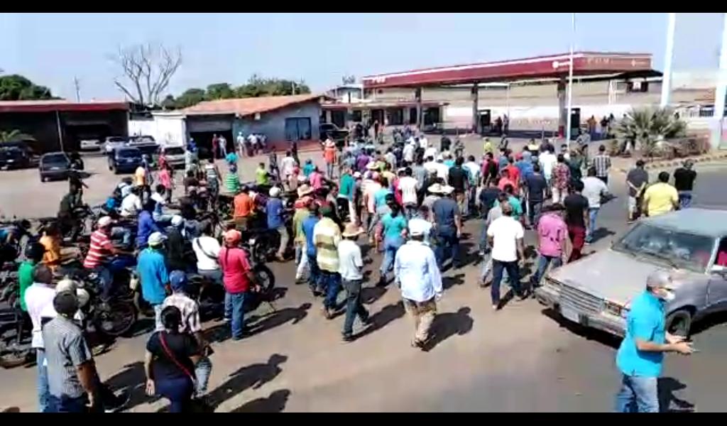 Productor agropecuario fue detenido en Zaraza por exigir suministro de gasolina