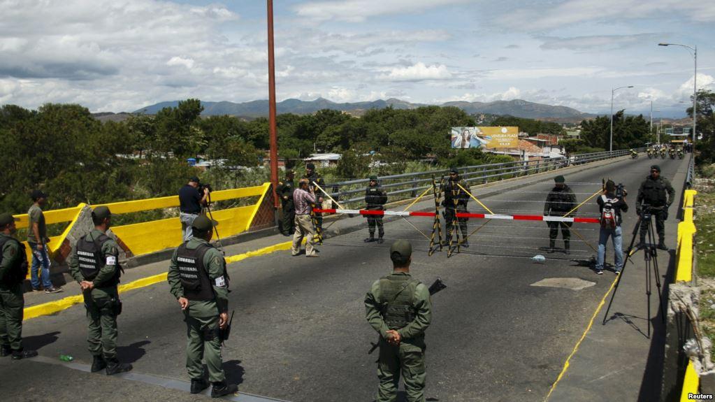 Venezuela anuncia despliegue militar en pasos fronterizos ilegales ante COVID-19