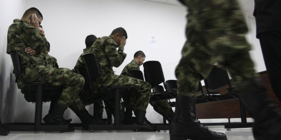 Cárcel para los soldados colombianos que violaron a una niña indígena