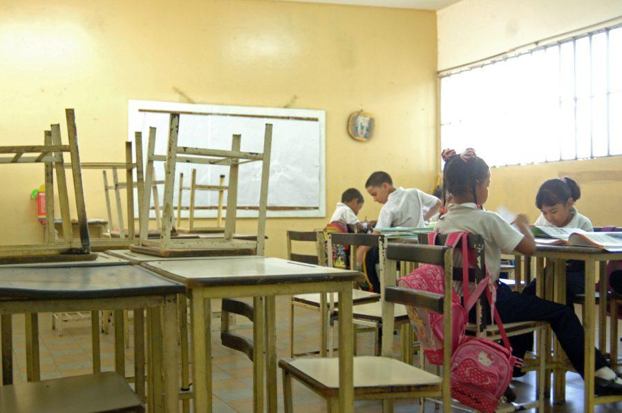 22 mil planteles educativos no reúnen condiciones para funcionar