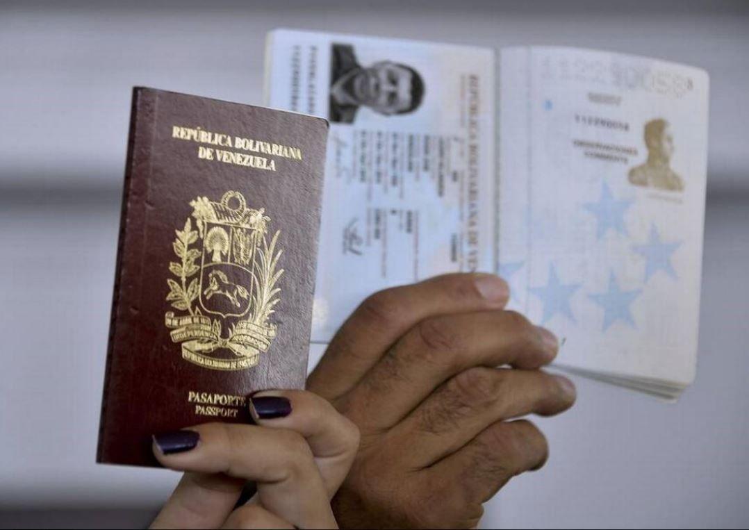 Saime anunció precios para pasaporte: Nuevo Bs 39.210.008 y la prórroga 19.494.109