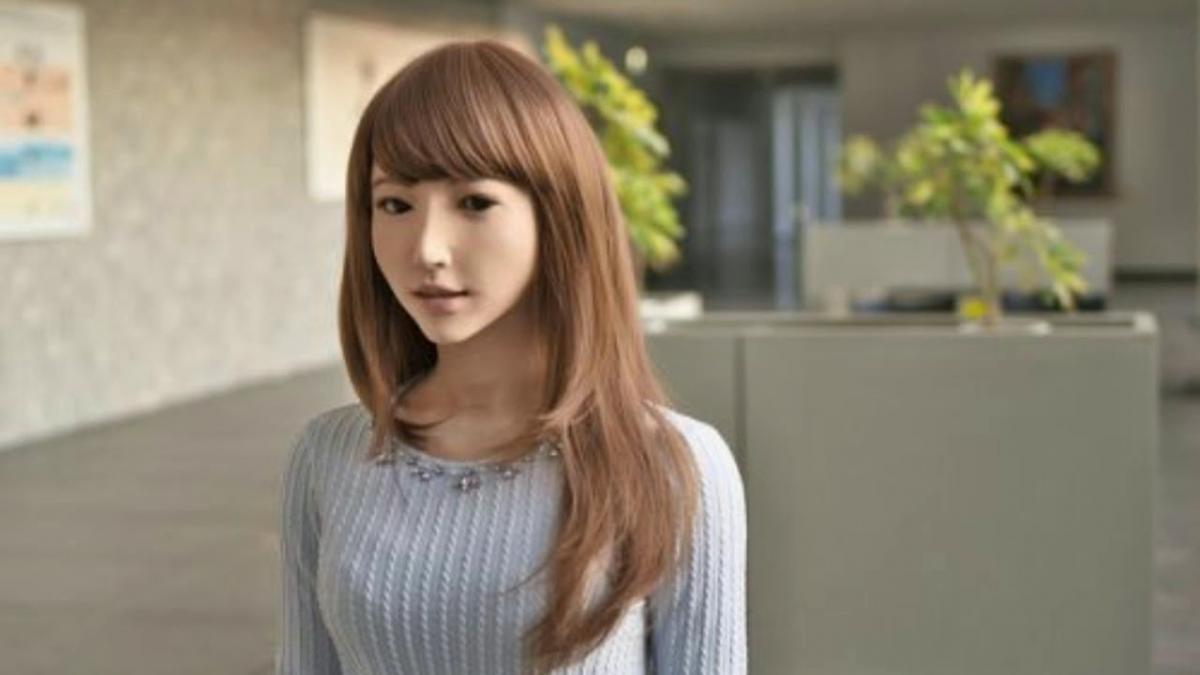 Harán película con una robot humanoide de protagonista