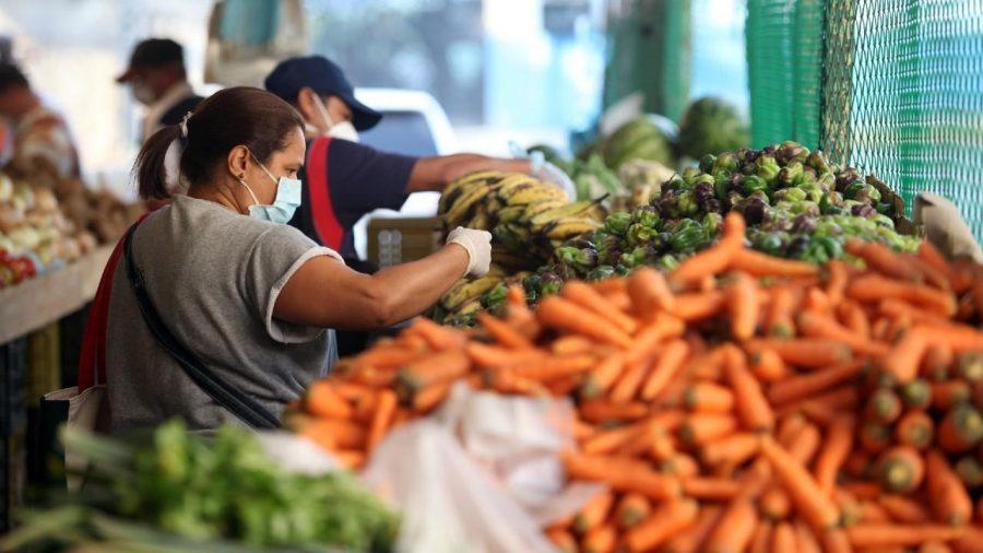 Primera semana del año arrancó en Guàrico con variación de precios en frutas y verduras