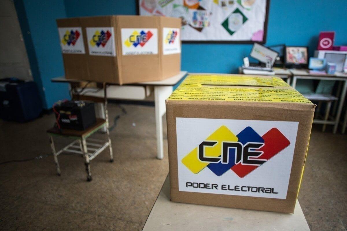 CNE del régimen: La UE podría participar como acompañante en elecciones parlamentarias