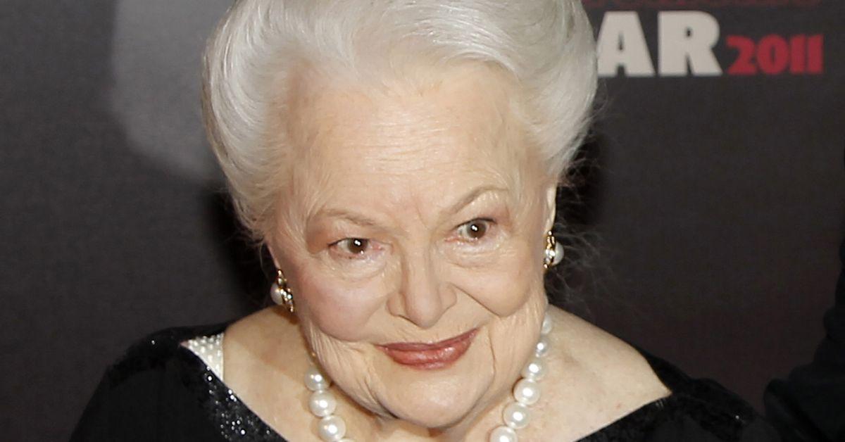 Olivia de Havilland, mucho más que la dulce Melania