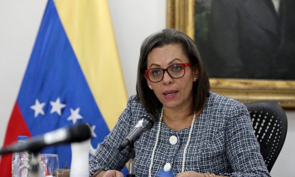 Presidenta de CNE: Cronograma electoral es una ruta que está absolutamente consolidada