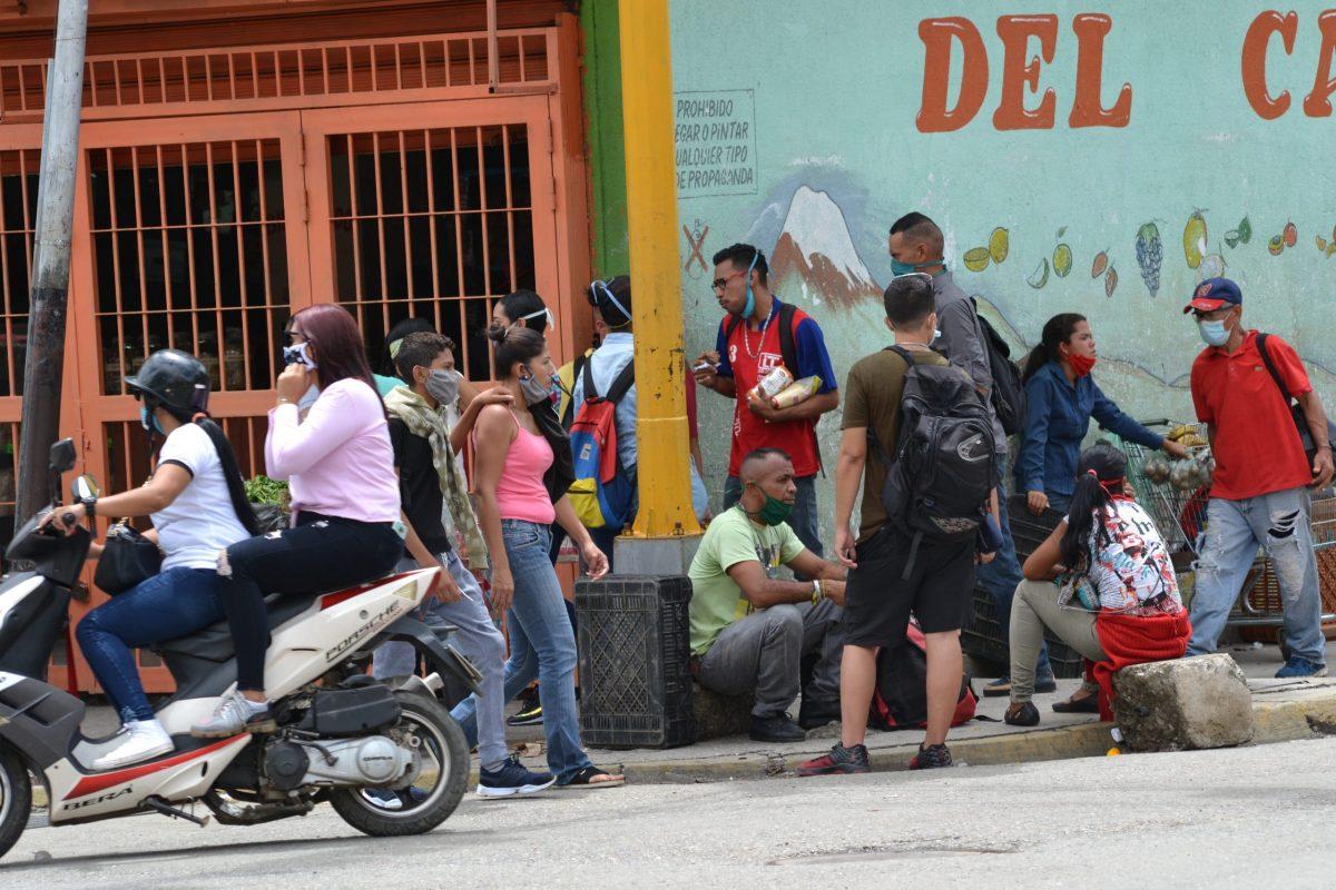Venezuela sobrepasa los 6 mil contagios y suma otros tres fallecidos por coronavirus