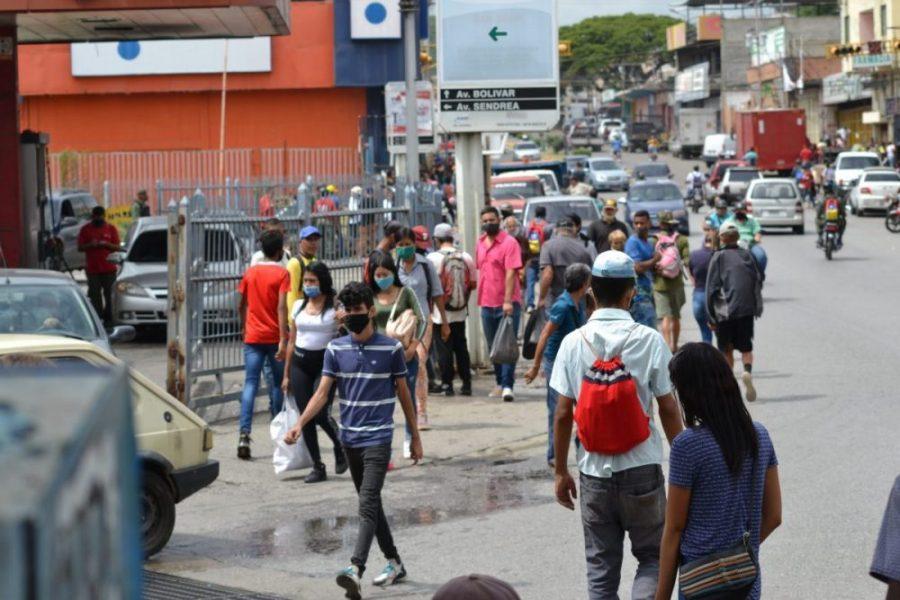 Se registraron 807 nuevos casos de COVID-19 en Venezuela