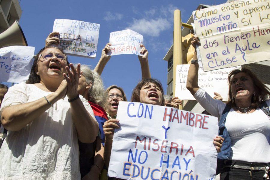 Federación Venezolana de Maestros (FVM) reitera que no hay condiciones para regreso a clases