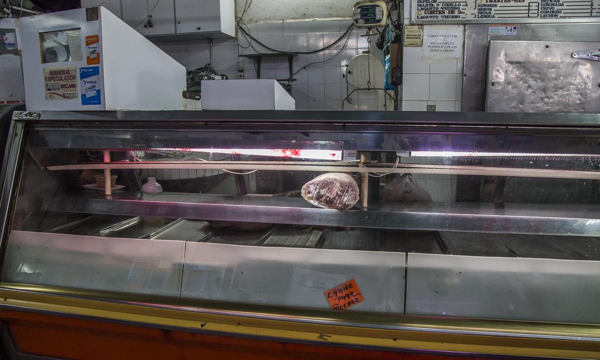 Confagan registra caída de 50% en producción de carne