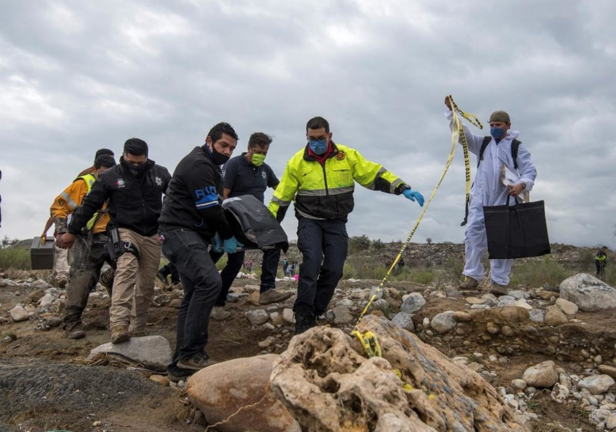 Ciclón Hanna deja tres muertos y cuatro desaparecidos en México