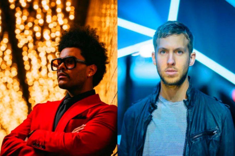 Calvin Harris y The Weeknd unen voces en «Over now»