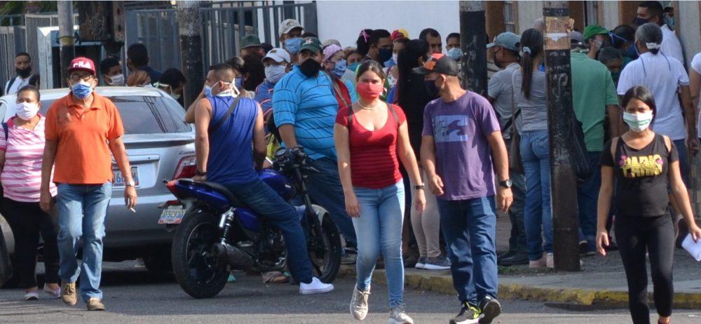 Venezuela vuelve a registrar más de mil contagios por coronavirus