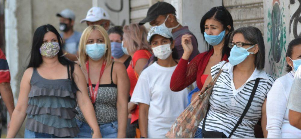 Venezuela suma otros 480 contagios y siete muertes por coronavirus