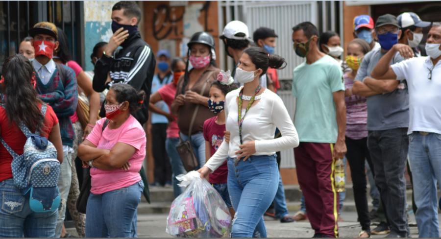 Venezuela registra 979 nuevos casos de Covid-19 en las últimas 24 horas