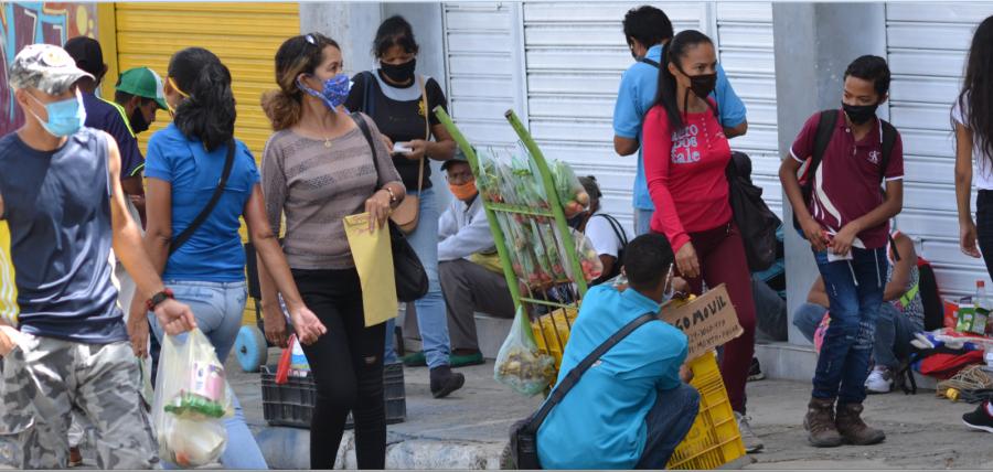 Venezuela suma 114.908 casos por el brote de Covid-19