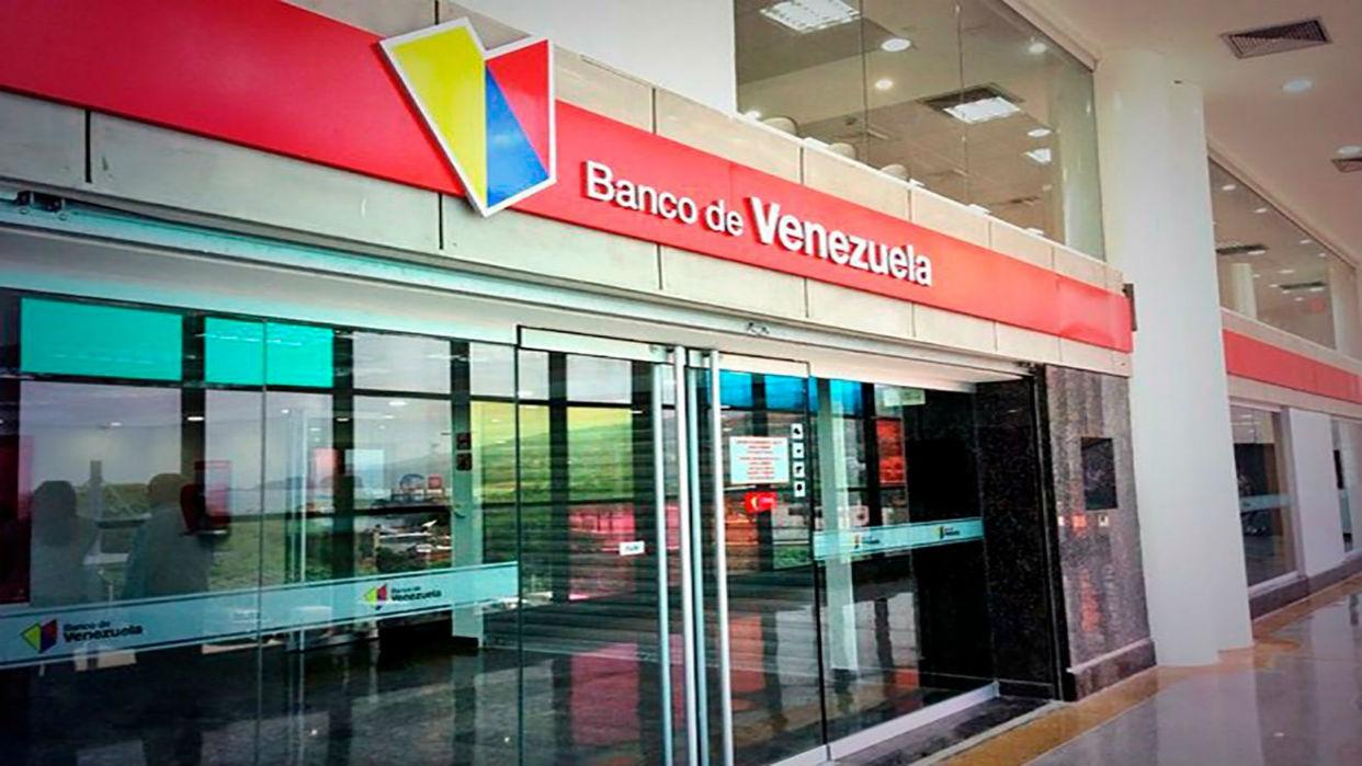 Banco de Venezuela modificó límites de transferencia a otros bancos
