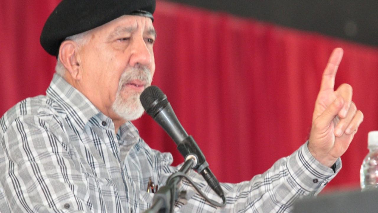 Fiscalía descarta secuestro en caso de la desaparición de dirigente Carlos Lanz