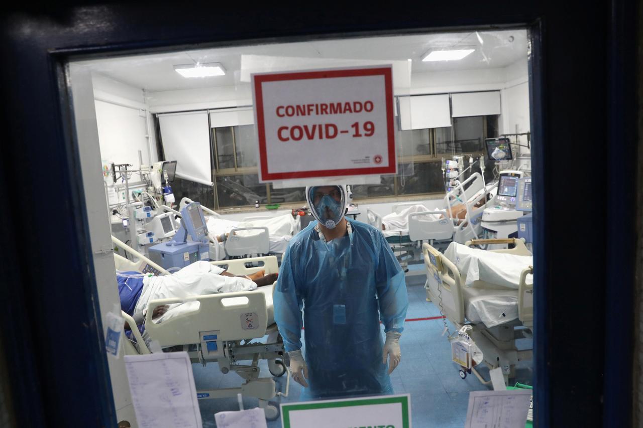 Las muertes por coronavirus en Latinoamérica llegan a 200.000