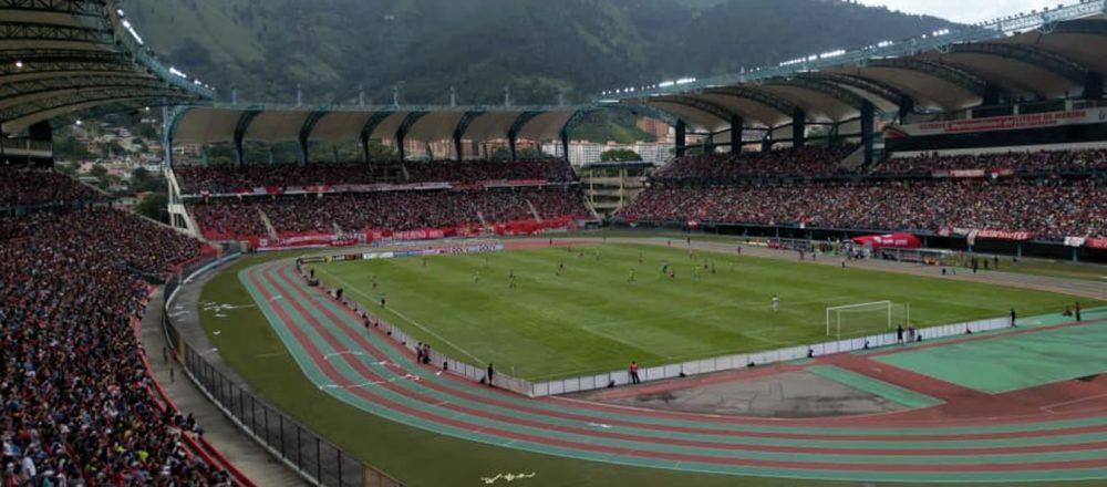 Conmebol confirma dos estadios venezolanos para la Libertadores