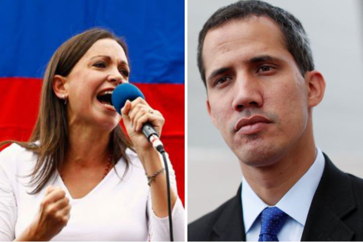 Machado a Guaidó: La solución para Venezuela pasa por una coalición internacional