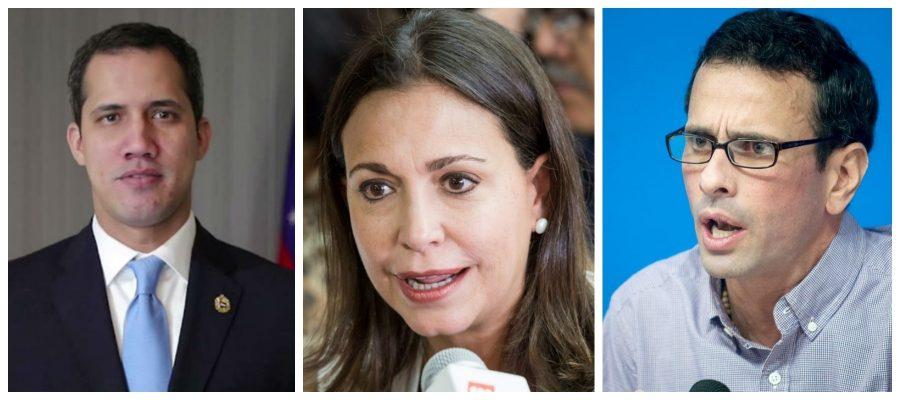 Guaidó se reunirá este sábado con María Corina Machado para discutir pacto unitario