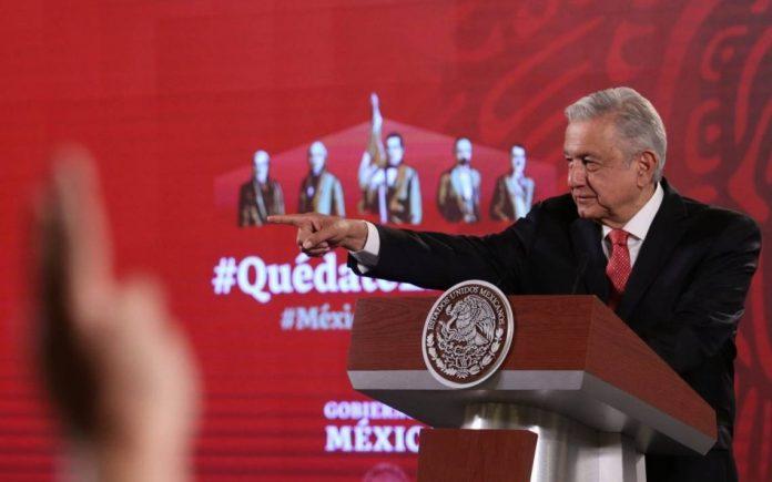 AMLO pide al Senado consulta para enjuiciar a expresidentes de México