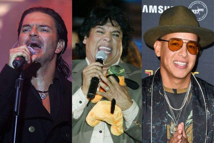 Billboard presentó las 50 mejores canciones latinas de la historia