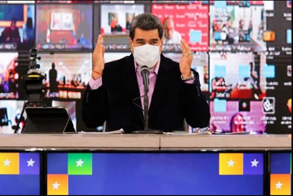 Maduro propone colocar vacuna rusa a candidatos del 6D previo a campaña